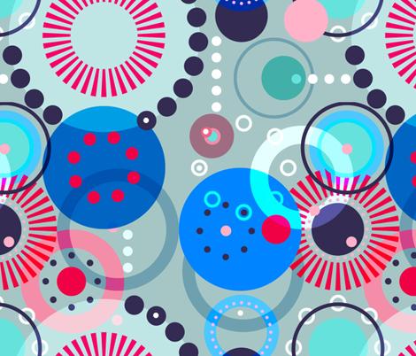 Circulars fabric by jadegordon on Spoonflower - custom fabric