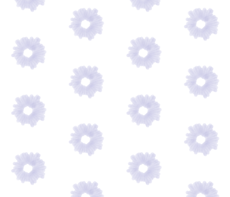 Starburst Watercolor in Lavender fabric by fraichebaby on Spoonflower - custom fabric