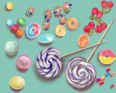 Sugar Circles