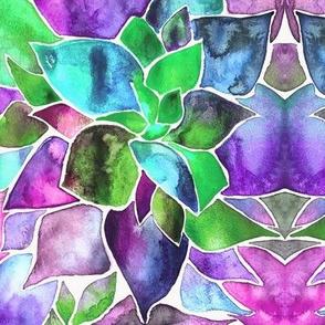 Petaled Purples