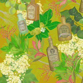 Medicinal Plants Hawaii Gold