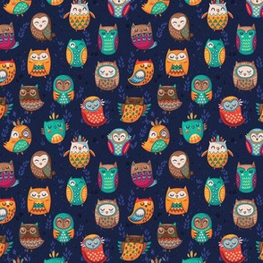 Night owls small size