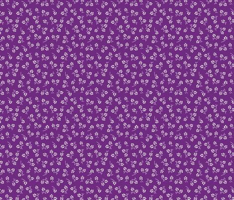 Berries (Sunset) fabric by angelatackett on Spoonflower - custom fabric