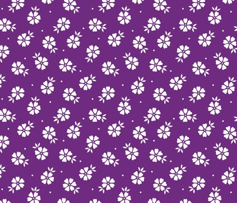 Pick Me (Sunset) fabric by angelatackett on Spoonflower - custom fabric