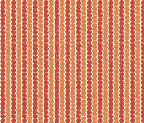 Multi Scoop Apricot fabric by aebr_design on Spoonflower - custom fabric