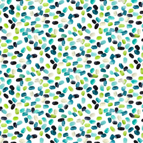 Modern Watercolor Dot