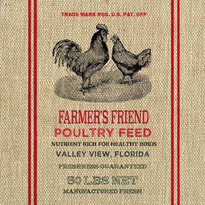 FARMERS FRIEND POULTRY FEED WITH TEXTURE