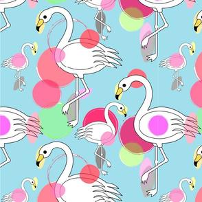 Oh Pretty Flamingo