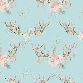 Boho Antlers