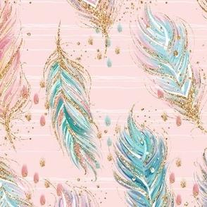 Boho Feathers 3