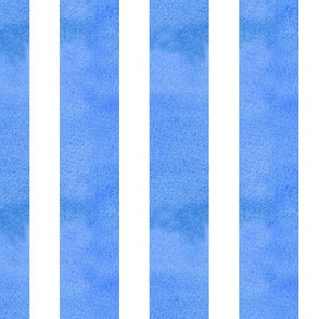Cobalt White Stripe