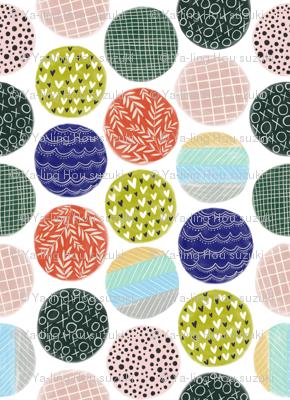 Fancy circles