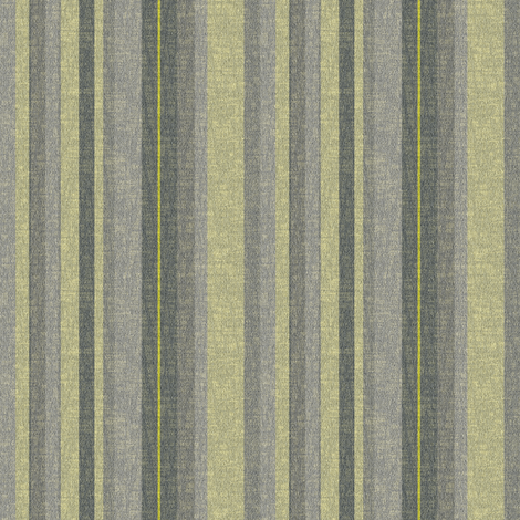 Stripes in Lemongrass and Gray fabric by anniedeb on Spoonflower - custom fabric