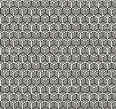 Valkyrie Hex Fabric