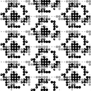 Dots repeat in dots