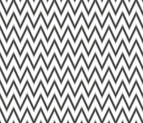 Sawtooth Pattern fabric by afroflavour on Spoonflower - custom fabric