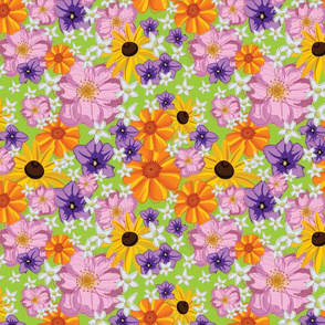 WildFlowers RGB