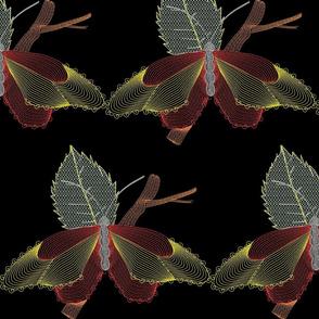 butterfly light work