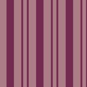 JP27 - Rhythmic Rustic Raspberry Stripe