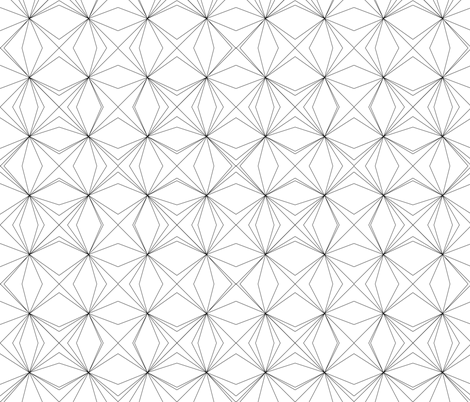 Connect fabric by rebeccajean on Spoonflower - custom fabric
