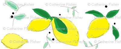 mint lemonade WHITE