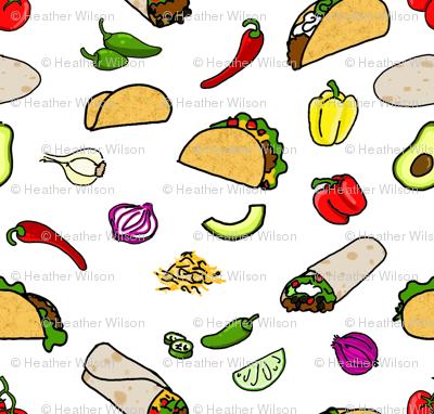 Taco! Taco! Taco! (Burrito!)