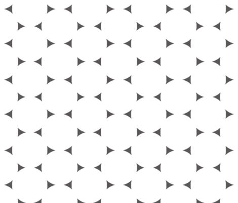 tricircles  fabric by keweenawchris on Spoonflower - custom fabric