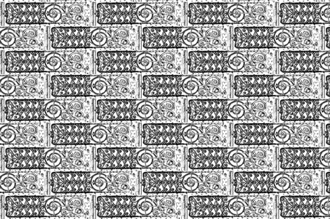 Chicago art museum-ed fabric by bjdk on Spoonflower - custom fabric