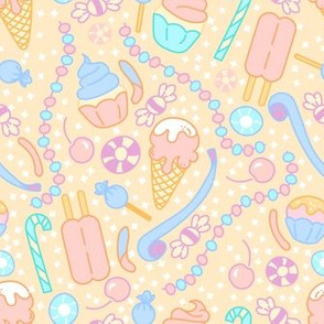 Ice Cream Cone and Sweets!