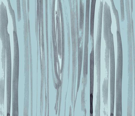 cestlaviv_woodstains_smokeyteal_8x18 fabric by @vivsbeautifulmess on Spoonflower - custom fabric