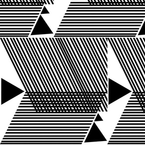 Escherish Fringe in Motion