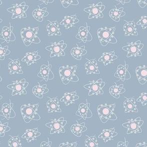 Atoms_ Grey Pink