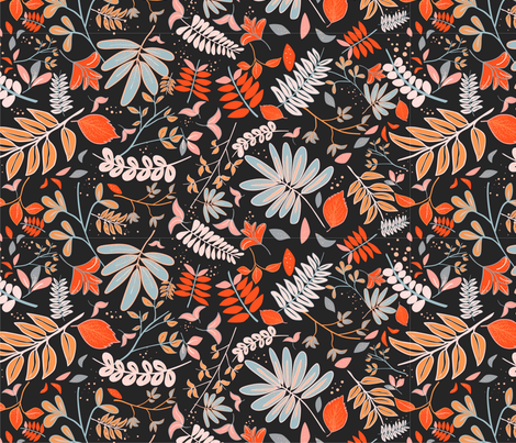 Woodland  fabric by morsky on Spoonflower - custom fabric