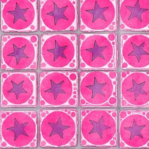 Rsf-pink_starry_circle_squares-flat-300_shop_thumb