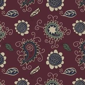 paisley trollop - rose 2
