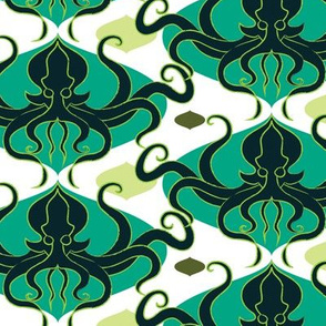 Cthulhu Green With Envy 1