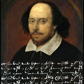 Shakespeare Chandos with Text