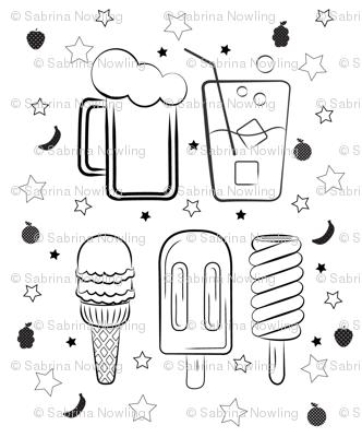 Summer Food Frenzy
