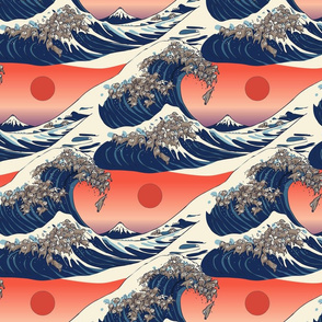 The Great Wave of Sloth