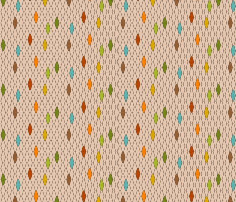 Hex #2 fabric by tonyanewton on Spoonflower - custom fabric