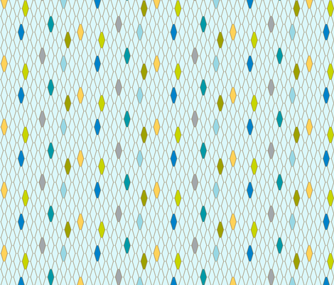 Hex #3 fabric by tonyanewton on Spoonflower - custom fabric