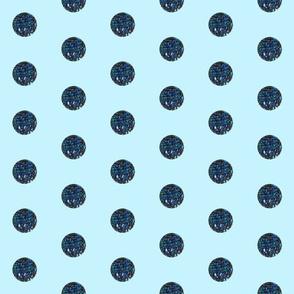 Sky Blue Ocean Fiber