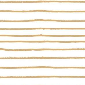 Orange thin stripes