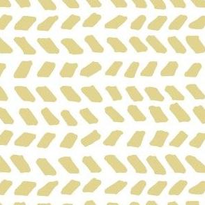Diagonal Yellow Lines