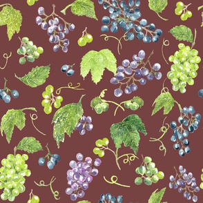Anna's Vineyard in brown