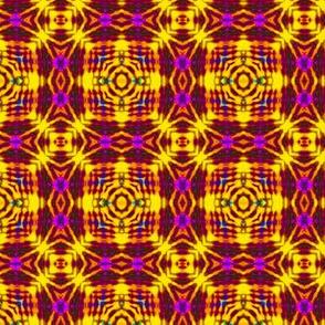Rich Batik Squares