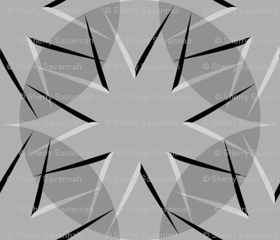 Circling Slashes - Neutral