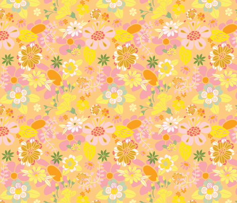 BRAND-NEW-MODSQUAD-DORIS-GROOVY-SF-SWATCH-75 fabric by margiecampbellsamuels on Spoonflower - custom fabric
