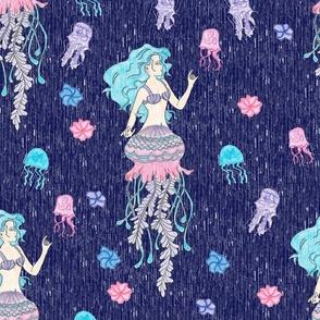 Jelly Fish Mermaids