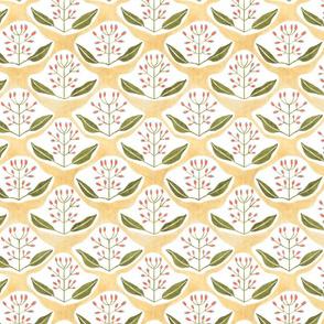 clove pattern